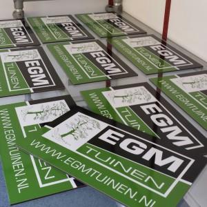 Projectbrodjes EGM Tuinen